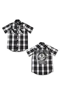 Fast & Furious Plaid Men's Work Shirt