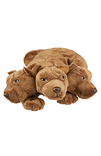 Fluffy Plush Puppet