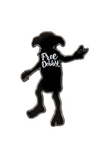 """Free Dobby™"" Pin"