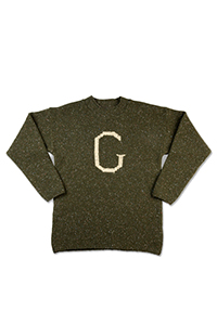 G For George Adult Sweater