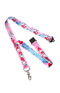 "Gidget ""Yes I'm This Adorable"" Lanyard"