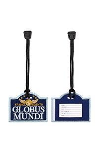 Globus Mundi™ Shop Sign Luggage Tag