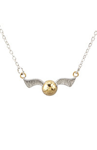 Golden Snitch™ Pendant Necklace