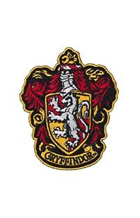 Gryffindor™ Crest Iron-On Patch