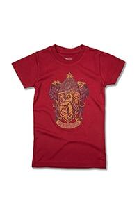 Gryffindor™ Glitter Crest Girls T-Shirt