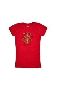 Gryffindor™ Rhinestone Crest Ladies T-Shirt