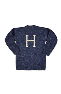 H For Harry Adult Sweater