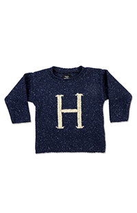H For Harry Toddler Sweater