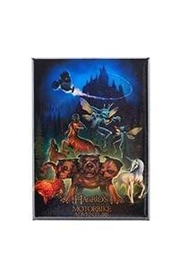 Hagrid's Magical Creatures Motorbike Adventure™ Magnet