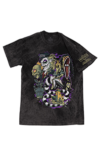 Halloween Horror Nights 2021 BEETLEJUICE™ Adult T-Shirt