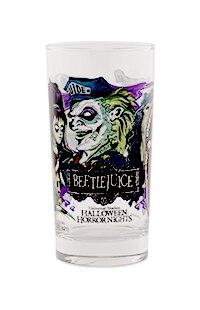 Halloween Horror Nights 2021 BEETLEJUICE™ Collectible Glass