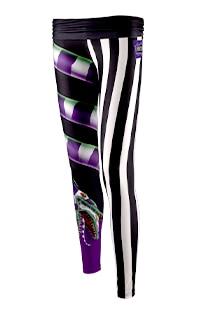 Halloween Horror Nights 2021 BEETLEJUICE™ Ladies Leggings