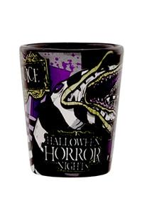 Halloween Horror Nights 2021 BEETLEJUICE™ Shot Glass