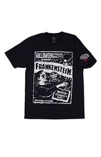 Halloween Horror Nights 2021 Frankenstein Adult T-Shirt