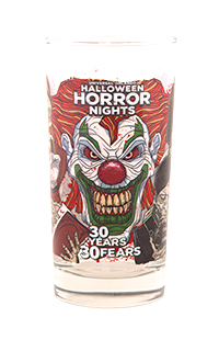 Halloween Horror Nights 2021 Icons Collectible Glass