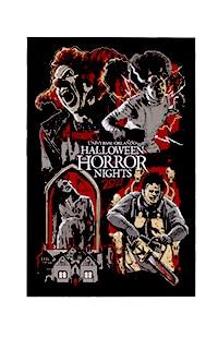 Halloween Horror Nights 2021 Poster