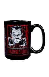 Halloween Horror Nights 2021 Retro Marquee Mug