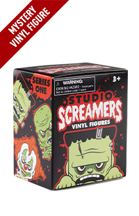Halloween Horror Nights 2021 Studio Screamers Mystery Vinyl Figure