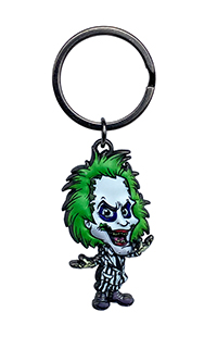 Halloween Horror Nights BEETLEJUICE™ Uni-Mini Keychain
