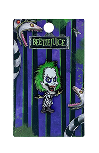 Halloween Horror Nights BEETLEJUICE™ Uni-Mini Pin