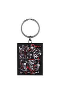 Halloween Horror Nights Icons Keychain