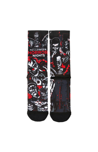 Halloween Horror Nights Icons Socks