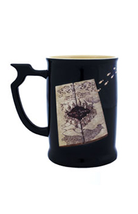 Marauder's Map Heat Reactive Mug