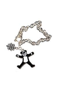 Hashtag The Panda Charm Bracelet