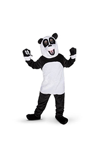 Hashtag The Panda Full Body Costume