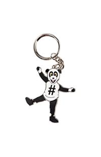 Hashtag The Panda Keychain