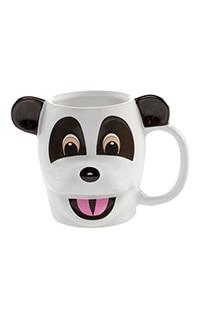 Hashtag The Panda Sculpted Mug