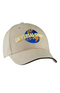 Universal Studios Florida Khaki Embroidered Adult Cap