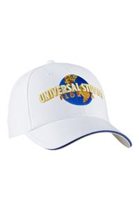 Universal Studios Florida White Embroidered Adult Cap
