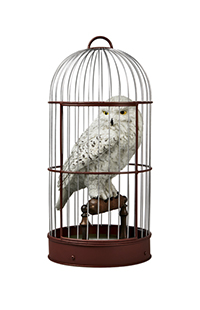 Hedwig™ in Cage Statue