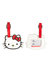 Hello Kitty® Face Luggage Tag