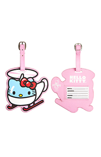 Hello Kitty® Helicopter Luggage Tag