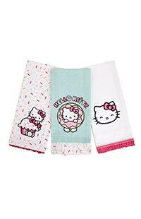 Hello Kitty® Kitchen Towel Set