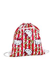 Hello Kitty® Popcorn Drawstring Backpack