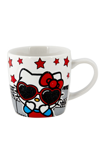 Hello Kitty® Star Struck Beaded Mug