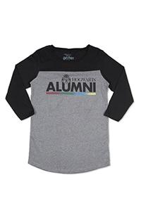 Hogwarts™ Alumni Ladies Raglan T-Shirt