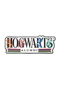 Hogwarts™ Alumni Magnet
