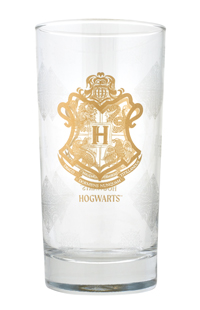 Hogwarts™ Crest Tea Glass
