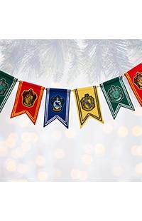 Hogwarts™ House Pennant Garland