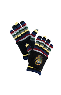 Hogwarts™ Striped Gloves