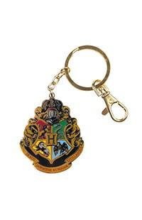 Hogwarts Crest Medallion Keychain