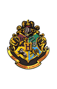 Hogwarts Crest Magnet