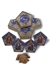 Chocolate Frogs 4 Pack