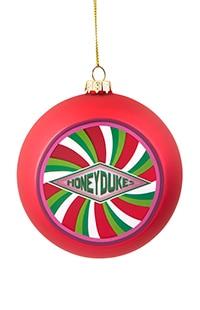 Honeydukes™ Glass Ball Ornament
