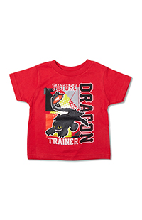 How to Train Your Dragon Future Dragon Trainer Toddler T-Shirt
