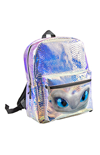 How to Train Your Dragon Light Fury Backpack